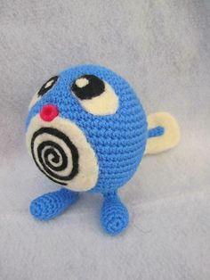 Ravelry: #60 Poliwag pattern by May Goh
