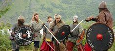 History comes to life at the Lofotr Viking Museum, Northern Norway - Photo: Mari Cæsar