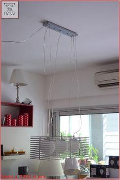 pantallas lamparas modernas techo colgantes - Buscar con Google