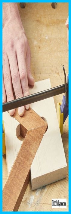 Woodworking can be interesting if you are beginner and extremely interested in doing a DIY job for home then. New to woodworking? This guide to woodwo... Woodworking Furniture, Fine Woodworking, Woodworking Crafts, Youtube Woodworking, Woodworking Square, Woodworking Chisels, Japanese Woodworking, Woodworking Equipment, Woodworking Shop