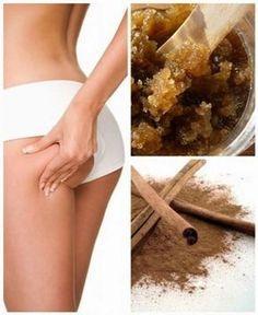 Healthy Beauty, Healthy Skin, Healthy Life, Healthy Living, Beauty Secrets, Diy Beauty, Beauty Hacks, Beauty Tips, Cellulite Scrub