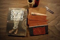 Fin del día..!!! BrambySupplyco.  Leathergoods + Selvedge  Only Handmade Barcelona
