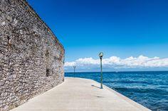 Porec and the sea - Taking a walk in Porec