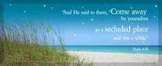 Mark 6:31