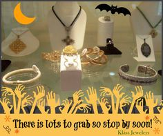 Spooky Low Prices - Stop by and Grab some great deals!