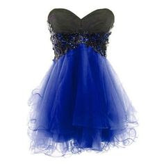 Medon's Sweetheart Tulle and Applique Short Prom Dress ❤ liked on Polyvore featuring dresses, blue dress, short blue dresses, blue tulle dress, short tulle dress and sweetheart neckline prom dress