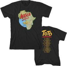 1990 US TOUR ZZ Top Classic Rock Band Licensed Concert Tour Adult BLACK T-Shirt