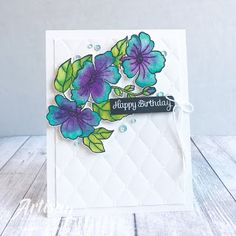 Crafty Little Peach: Blended Seasons - Stampin' Up! Artisan Blog Hop Hand Stamped Cards, Stampin Up Catalog, Alcohol Markers, Season Colors, Cool Cards, Flower Cards, Scrapbook, Homemade Cards, Stampin Up Cards