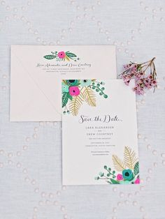 What to Include on Save the Dates for Destination Wedding