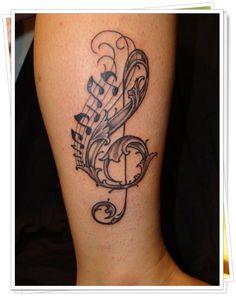 50 Desenhos De Modelos Ideais Para Tatuagem Na Perna