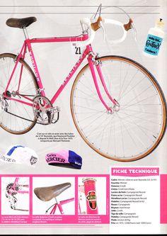 Mercier de Raymond POULIDOR Vintage Bike Parts, Velo Vintage, Vintage Bicycles, Vintage Racing, Bicycle Race, Bicycle Parts, Cycling Shoes, Cycling Art, Velo Retro