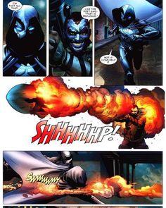 Moon Knight feat:  Moon knight is fast enough to dodge a rocket launcher at close range.  #ogbattles #dragonballz #dccomics #marvel #batman #spiderman #superman #dragonballsuper #fight #battle #goku #vegeta #hulk #comics #manga #anime