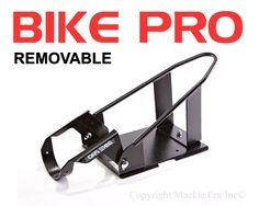 $$$ Cheap Price BIKE PRO-Motorcycle Wheel Chock-Black Removable Chocks
