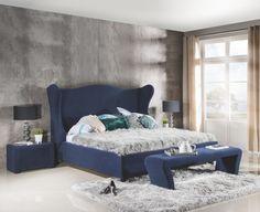 Set Mobila Dormitor Tiffany #bedroomdecor #bedroom #inspiration #interiordesign #homedecor #furniture Tiffany, Toddler Bed, Bedroom Decor, Lounge, Couch, Interior Design, Modern, Living, Ron