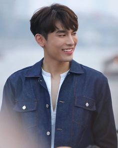 """ You are so gorgeous today❤ #Mewsuppasit Ideal Boyfriend, Powerful Love Spells, Hot Dads, Attack On Titan Levi, Boys Wallpaper, Thai Drama, Cute Gay, Kpop, Asian Actors"