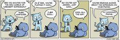 30 Cute & Funny Cats Comics