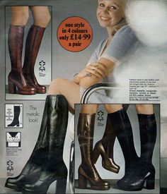 81fa260c0 38 Awesome Boot shopping time machine images