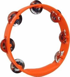 Latin Percussion LPA191 10 Inch Tambourine Red by Latin Percussion. $23.58. Colorful plastic body and brightly toned jingles
