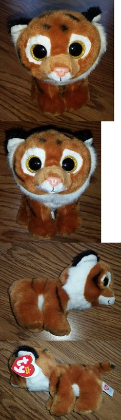 """Ty Classic TIGGS the Tiger 9/"""" medium Buddy size NWT/'S Retired New"""