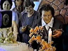 Nona Rosina Maria Lazzarotto Ecker Aniversário de 90 Anos. São Lourenço ...