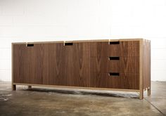 John and Coby Sideboard