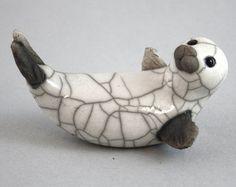 petite plongée & tortillement joint céramique par TamarValleyArt