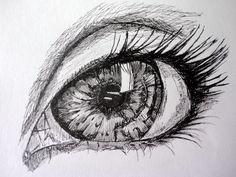 Desenho a caneta - (Malay - 9/6/12)