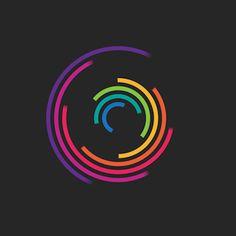 Le designer néerlandais Florian de Looij fabrique avec photoshop ces gif géométriques animés hypnotisant, il essaie d'en faire un nouveau chaque jour sur son Tumblr.