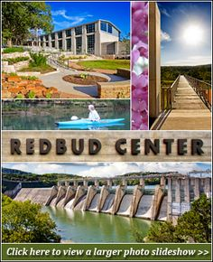 redbud center - LCRA - self guided tours
