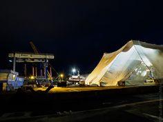 construction navale au chantier Piriou  - à Concarneau  © Paul Kerrien https://en-photo.fr Finistère Bretagne