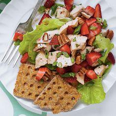 Strawberry Chicken Salad Recipe