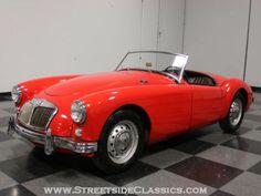 1959 Mg Mga for sale - Lithia Springs, GA   OldCarOnline.com Classifieds