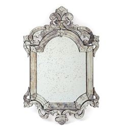 Hand Etched Palazzo Venetian Mirror-ON BACKORDER UNTIL JANUARY 2015