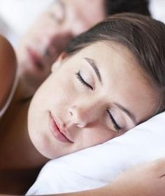 5 Secret Ways Sleep Affects Your Marriage | According to a new study, happy couples snooze in sync.