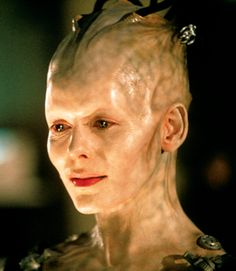 "The Borg Queen was played by Alice Krige in Star Trek: First Contact and VOY: ""Endgame"". The character was played by Susanna Thompson in the Voyager episodes ""Dark Frontier"", ""Unimatrix Zero"", and ""Unimatrix Zero, Part II""."