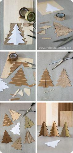 Holzfurnier Bäume - von Handwerk & Kreativität