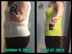 "Darlene Dacuk's Testimony with SkinnyFiber:    Ok.. Its time to embarrass myself.. I have no weight loss in the past month, but I still do a photo update once a month to keep myself honest and to show everyone that I am still at this!!! I've slacked a bit in the past month, missing some of my skinny fiber, just because of ""life"" and things coming up and I've forgotten. I was soo good for the first 5 months, no more stress in my life,  http://vet132.EatLessFeelFull.com"