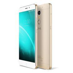 UMI Super 5.5 inch Fingerprint 4GB RAM 32GB ROM Helio P10 MT6755 Octa core 4G Smartphone Sale - Banggood.com