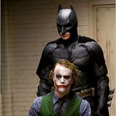 The Dark Knight, what if I told you I had a crush on batman?