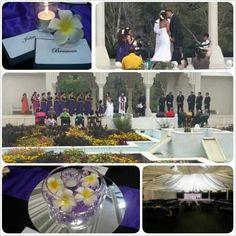 classy and gorgeous Samoan wedding