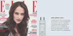 Parution Elle Alsace - Septembre 2015 #magazine #Press #NatureEffiscience #beauty