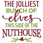 Silhouette Design Store - View Design the jolliest bunch of elves phrase Christmas Vinyl, Christmas Quotes, Christmas Shirts, Christmas Projects, Christmas Time, Christmas Ideas, Christmas Glasses, Christmas Stencils, Xmas Shirts