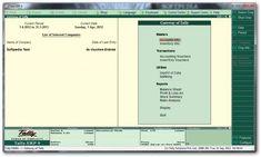 tally erp 9 tutorial pdf