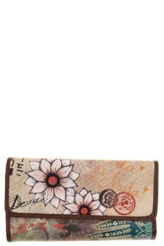 Desigual Clothing and Accessories Online Cool Style, My Style, Online Fashion Boutique, Clutch Wallet, Continental Wallet, Women's Accessories, Shoulder Bag, Make It Yourself, Fun