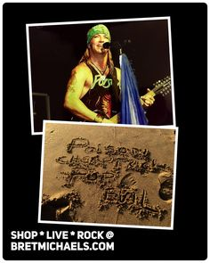 Bret Michaels Readies For B*M*B Solo Tour & Summer Outing With @Poison, @CheapTrick & @PopEvil ! Read More, Get Dates & Personal Message From Bret @ https://t.co/fldQEtGSoc - Team Bret ☠️ #SummerTour #NothinButAGoodTime @LiveNation 