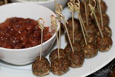 mäsové guľky merguez