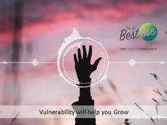 Did you know Vulnerability will help you grow? Vulnerability, Table Lamp, Education, Home Decor, Lamp Table, Decoration Home, Room Decor, Table Lamps, Teaching