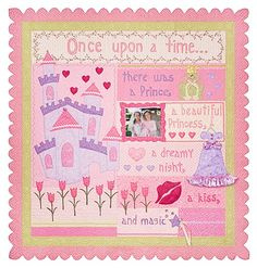 Girl Quilt Pattern Princess And The Frog Girls Quilt Patterns ...