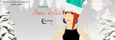 Ilustrações Catita Design: Desejo à todos Boas Festas!