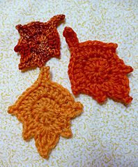 Ravelry: Autumn Leaves pattern by Linda Permann